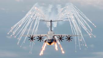 авиация, военно-транспортные самолёты, airbus, a400m
