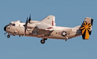 grumman c-2a greyhound, авиация, боевые самолёты, ввс