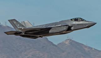 lockheed f-35a lightning ii, авиация, боевые самолёты, ввс