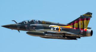 Mirage 2000 обои для рабочего стола 2048x1114 mirage 2000, авиация, боевые самолёты, ввс