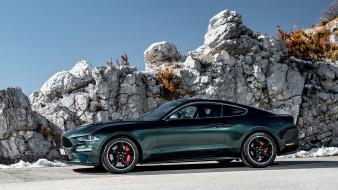 Mustang, Ford, Bullitt, 2019