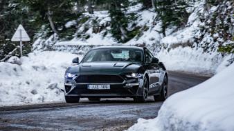 Mustang, Bullitt, 2019, Ford