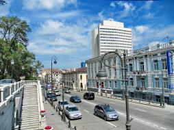 владивосток, города, - улицы,  площади,  набережные, россия, алеутская, улица, город
