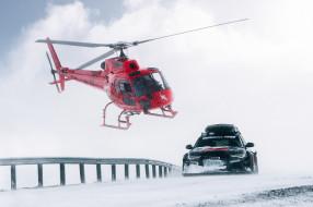 авиация, вертолёты, ауди, вертолет, racing, snow, зима, rs6, audi, cars
