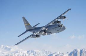 c-130h hercules, авиация, военно-транспортные самолёты, войсковой, транспорт