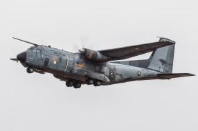 c-160r, авиация, военно-транспортные самолёты, войсковой, транспорт