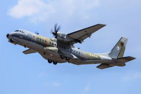 c-295m, авиация, военно-транспортные самолёты, транспорт, войсковой