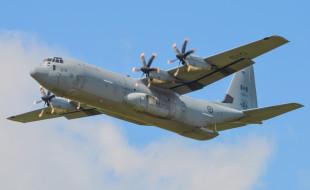 cc-130j hercules, авиация, военно-транспортные самолёты, транспорт, войсковой