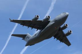 cc-177 fairford, авиация, военно-транспортные самолёты, войсковой, транспорт