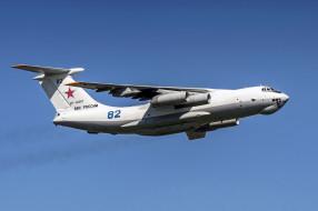 il-78m, авиация, военно-транспортные самолёты, войсковой, транспорт