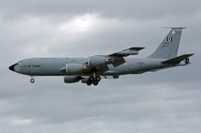 kc-135r stratotanker, авиация, военно-транспортные самолёты, транспорт, войсковой