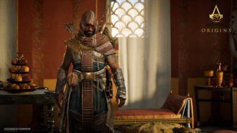assassins creed origins, xbox one, видеоигры