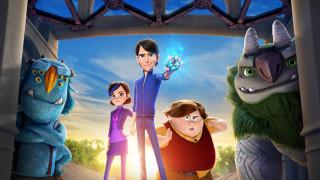 trollhunters, сериал, охотники на троллей, мультфильм, сша, мексика