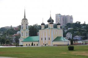 успенский адмиралтейский храм воронеж, города, - православные церкви,  монастыри, успенский, россия, воронеж, храм, адмиралтейский