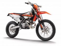 KTM, мотоцикл, кроссовый