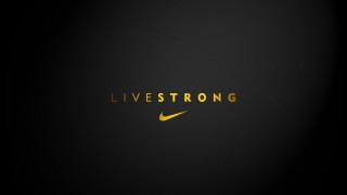 nike livestrong, бренды, nike, livestrong, марка, спорт, логотип