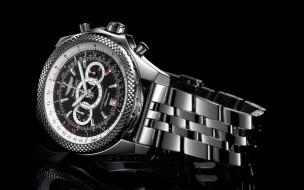breitling, хронометр, браслет, наручные, мужские часы