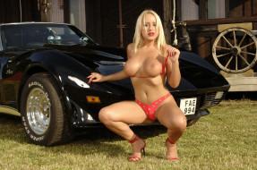 эротика, девушки и автомобили, savannah, stern