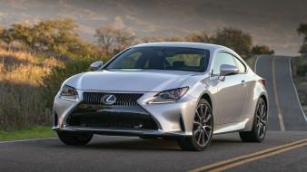 Lexus, RC, 300, 2018, металлик, серебряный