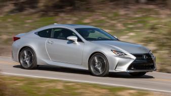 Lexus, RC, 300, 2018, серебряный, металлик