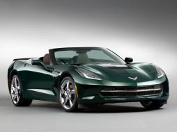 Corvette, Stingray, 2013, Premiere, Edition, Convertible