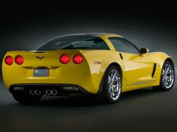Corvette, Z06, 2009, Edition, Championship, GT1