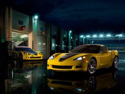 Championship, Edition, GT1, Z06, Corvette, 2009