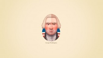 отец-основатель США, Америка, Джордж Вашингтон, США, 1-й Президент США, George Washington, американский государственный деятель, главнокомандующий Континентальной армии