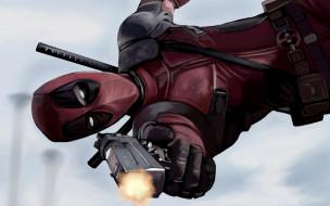 Deadpool, Дэдпул, Marvel