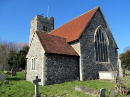 St Mildreds Church, Nurstead, Kent, UK