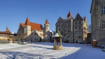 harburg castle, города, замки германии, harburg, castle