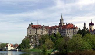 sigmaringen castle, города, замки германии, sigmaringen, castle