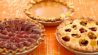 еда, пироги, лакомство, орехи