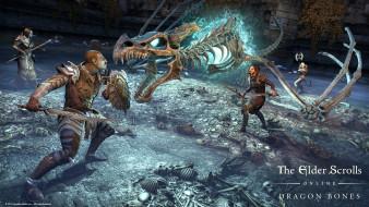 видео игры, the elder scrolls online, онлайн, ролевая, the, elder, scrolls, online