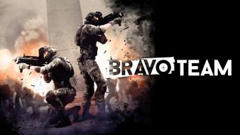 games, bravo team, шутер от первого лица, постер, 2018, видеоигра