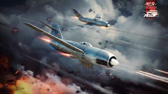 World of Planes, онлайн, action, War Thunder