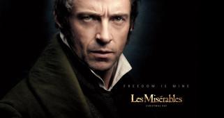 кино фильмы, les miserables, сюртук, лицо, актер, hugh, jackman