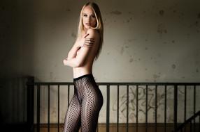 девушка, эротика, блондинки, модель