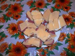 бутерброды, колбаса, хлеб, сыр, еда