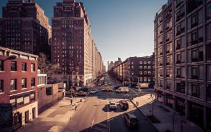 building, cityscape, high line, город, улица, сша, нью йорк