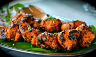 еда, мясные блюда, мясо, кухня, индийская