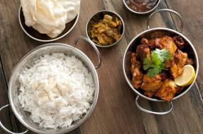 еда, мясные блюда, кухня, индийская