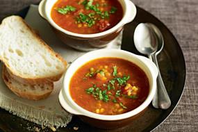суп, индийская, кухня