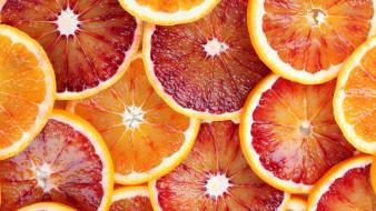 апельсин, грейпфрут