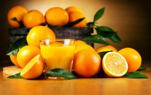 еда, напитки,  сок, апельсины, сок