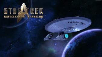 стартрек, адвенчура, Star Trek, action, Bridge Crew