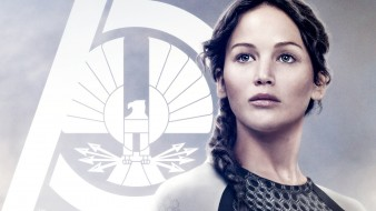 кино фильмы, the hunger games,  catching fire, фон, девушка, взгляд