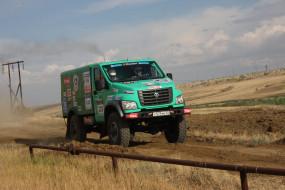2014, газ, next, грузовик, полный привод, садко, rally dakar
