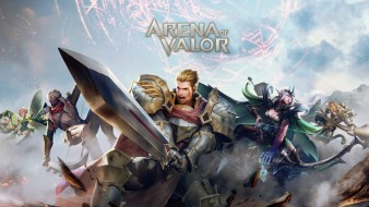 Arena of Valor, ролевая, онлайн