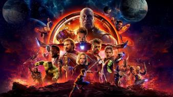Мстители: Война бесконечности (2018) обои для рабочего стола 1920x1080 мстители,  война бесконечности , 2018, кино фильмы, avengers,  infinity war, война, бесконечности, том, холланд, крис, хемсворт, cкарлетт, йоханссон, постер, боевик